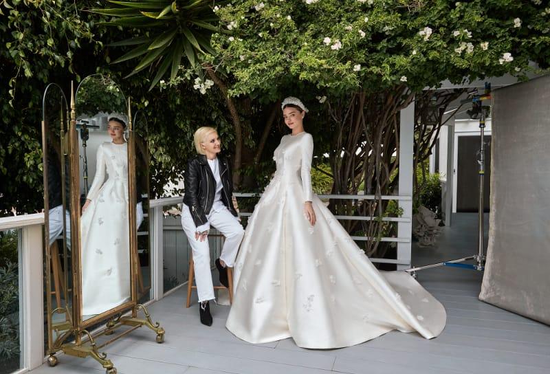 брендовые свадебные платья