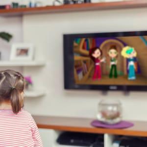 Влияние мультфильмов на детей