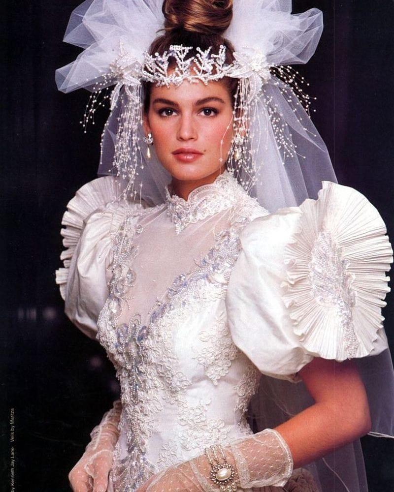 трансформация свадебного образа невесты