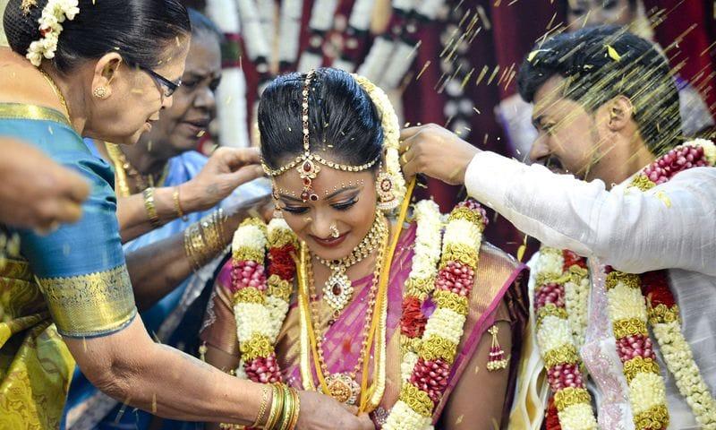 Свадебные традиции Индии
