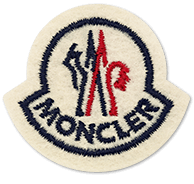 Moncler логотип