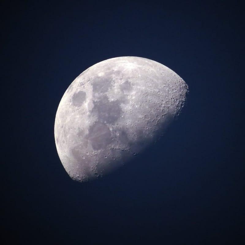 Луна - спутник Земля