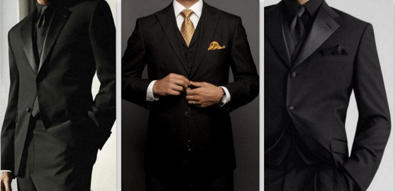 официальный стиль для мужчин