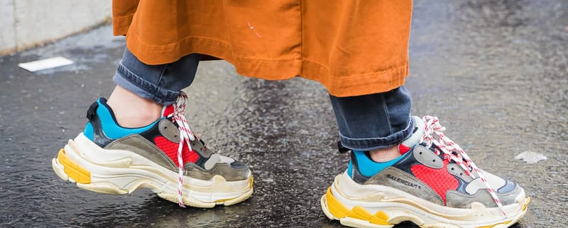кросовки мода 2019