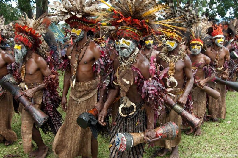 свадебные традиции стран Океании