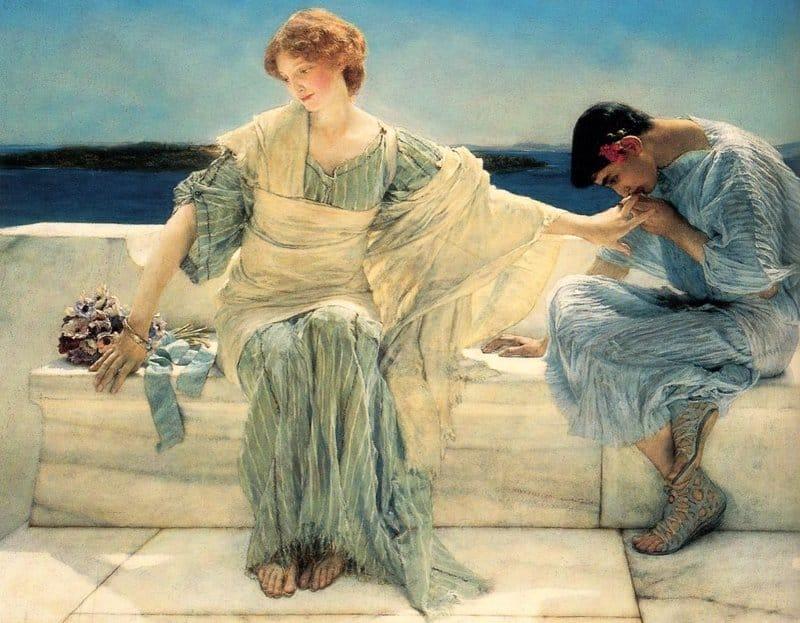 свадебные традиции стародавнего Рима