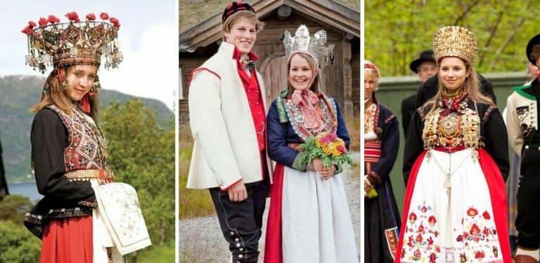 невеста Норвегия