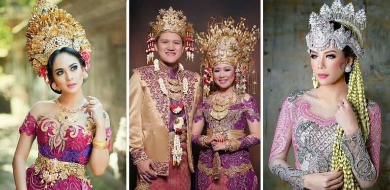 невеста Индонезия