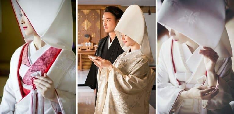 невеста Япония