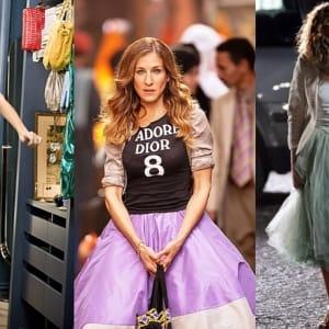 мода на юбку пачку